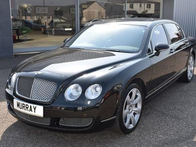 used Bentley Continental 6.0 Flying Spur 4dr