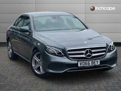 used Mercedes E350 E Class Diesel SaloonSE 4dr 9G-Tronic 3.0