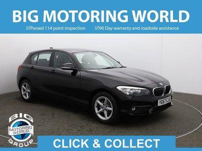 used BMW 116 1 Series D SE for sale | Big Motoring World