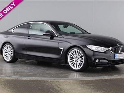 used BMW 430 4 Series 3.0 D LUXURY 2d AUTO 255 BHP, 2014 ( )