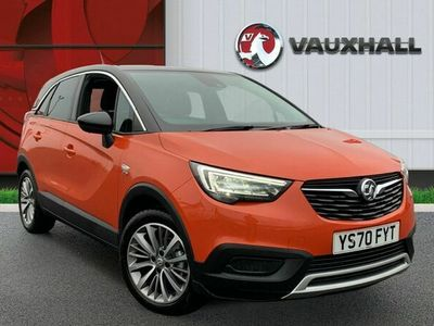 used Vauxhall Crossland X 1.2 83PS Griffin 5dr