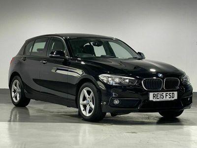 used BMW 116 1 Series d SE 5dr