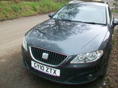 used Seat Exeo 2.0 TDI CR Sport Tech 5dr [170] audi a4 different badges