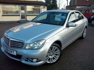 used Mercedes C350 C Class 3.0CDI BlueEFFICIENCY Elegance Edition 125 7