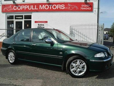 used Rover 45 1.8 Connoisseur 4dr