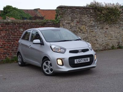 used Kia Picanto 1.0 1 Air 5dr hatchback