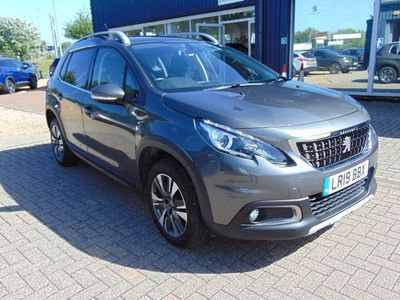 used Peugeot 2008 1.2 PureTech Allure Premium 5dr [Start Stop] Estate 2019