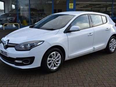 used Renault Mégane 1.6 5dr Dynamique Nav DCI Climate Alloys Parking Sensors Half Leather Trim