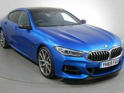 used BMW M850 8 SeriesxDrive Gran Coupe 4.4 4dr