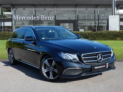 used Mercedes E220 E ClassSE 5dr 9G-Tronic Estate 2019