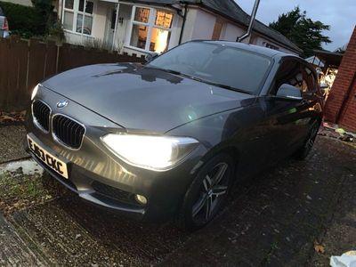 used BMW 116 1 Series 1.6 i Sport Sports Hatch (s/s) 5dr