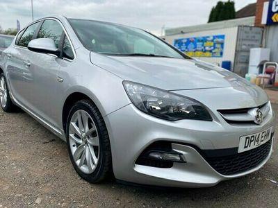 used Vauxhall Astra Hatchback 1.6i 16V Tech Line GT 5d
