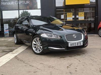 used Jaguar XF 2.2D [200] Luxury 5Dr Auto