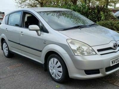 used Toyota Corolla Verso 1.6 T2 VVT-I 5DR