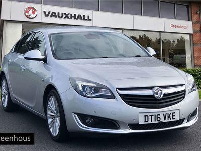 used Vauxhall Insignia 2.0 CDTi [170] ecoFLEX Tech Line 5dr [Start Stop]