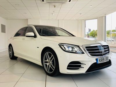 used Mercedes S560 S Class 3.0e V6 EQ Power AMG Line (Executive, Premium) G-Tronic (s/s) 4dr