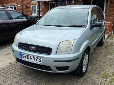 used Ford Fusion 1.4 2 5dr