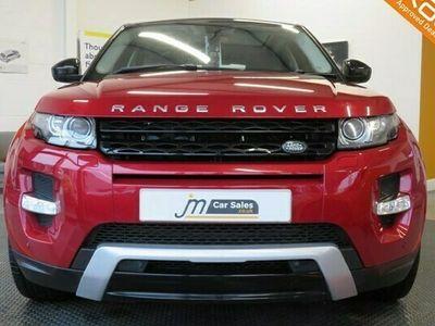 used Land Rover Range Rover evoque Estate 2.2 SD4 Dynamic Hatchback 5d