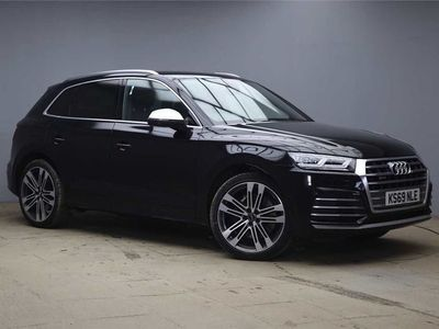 used Audi SQ5 TDI 347 PS tiptronic