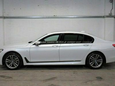 used BMW 740L 7 Series d xDrive M Sport 4dr Auto