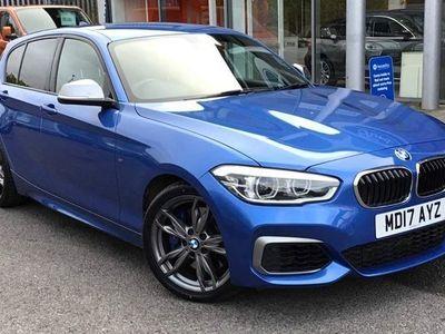used BMW M140 1 SERIES 2017 Burnley5dr [Nav] Step Auto