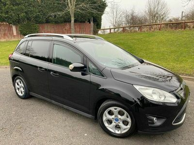 used Ford Grand C-Max 1.6 TDCi Zetec 5dr