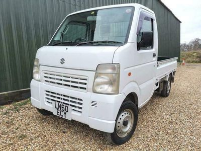 used Suzuki Carry Carry CHOICE OF 2 LOW MILEAGE 0.7TRUCKS