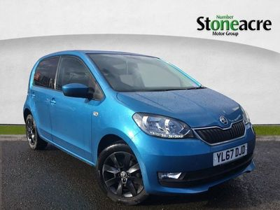used Skoda Citigo 1.0 Mpi Colour Edition 5Dr