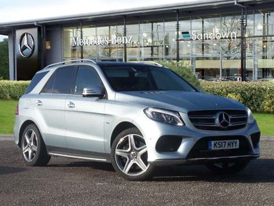 used Mercedes GLE500 GLE4Matic Amg Line Premium 5Dr 7G-Tronic