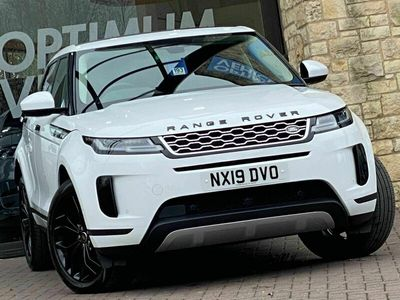 used Land Rover Range Rover evoque 2.0 D240 HSE Auto 4WD (s/s) 5dr