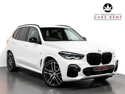used BMW X5 xDrive M50d 5dr Auto 3.0