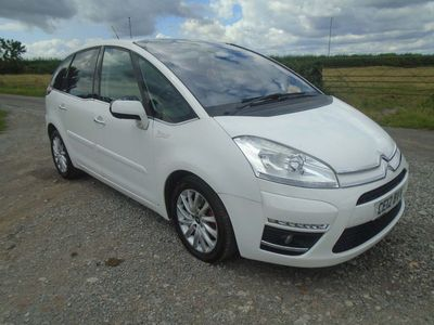 used Citroën C4 Picasso 2.0 HDi Exclusive 5dr