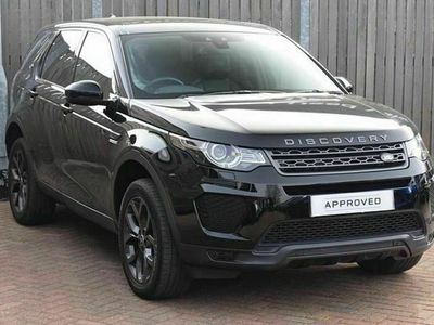 used Land Rover Discovery Sport 2.0 TD4 (180hp) Landmark