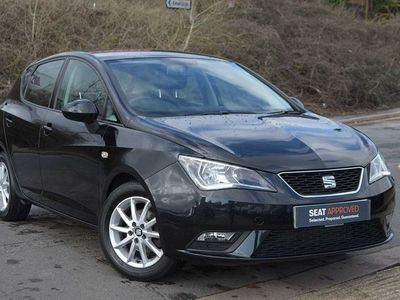 used Seat Ibiza SE TECHNOLOGY 5 door hatchback