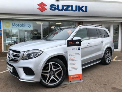 used Mercedes GLS350 GLSD 4MATIC AMG LINE Auto 5-Door
