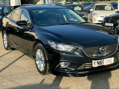 used Mazda 6 2.2 150 SE-L Nav 4-Door