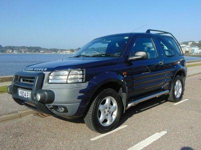 used Land Rover Freelander 1.8 ES Hard Top 3dr
