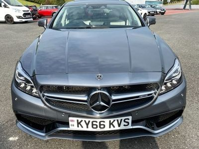 used Mercedes CLS63 AMG Shooting Brake CLS AMG S 5d Tip Auto