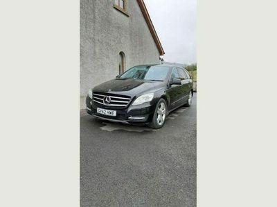 used Mercedes R350 R Class 3.0CDI BlueEFFICIENCY L 7G-Tronic Plus 5dr (7 seats)