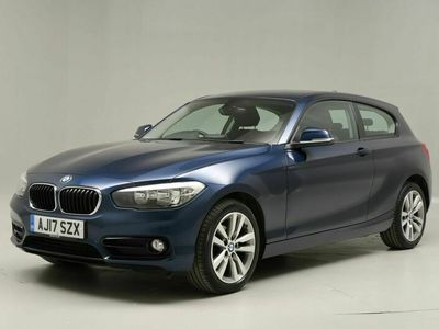 used BMW 116 1 Series 1.5 d Sport Hatchback 3dr Diesel Auto (s/s) (116 ps) -