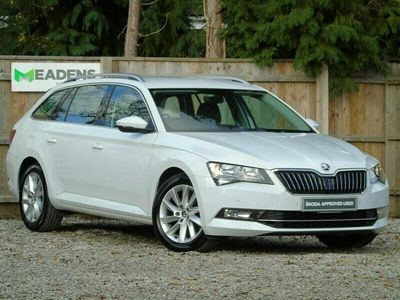 used Skoda Superb 2.0 TDI CR SE 5dr