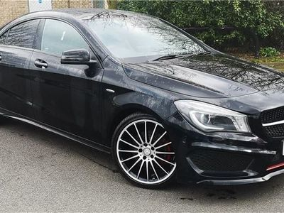 used Mercedes CLA250 ClaAMG 4Matic 4dr Tip Auto