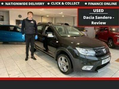 used Dacia Sandero Stepway 0.9 TCe Laureate 5dr