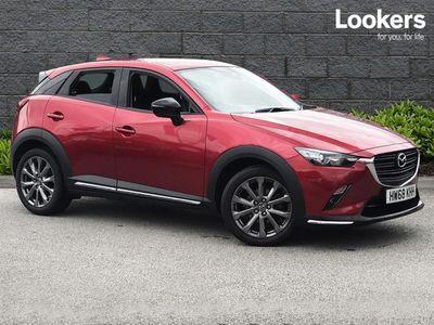 used Mazda CX-3 HATCHBACK SPECIAL EDITION 2.0 Sport Black + 5dr