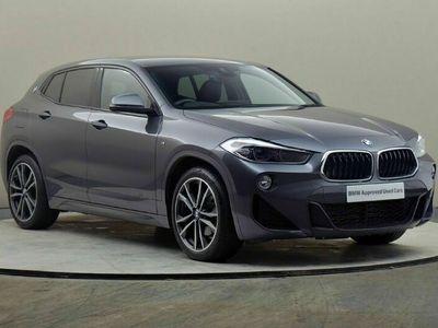 used BMW X2 X2 SeriesxDrive18d M Sport 2.0 5dr