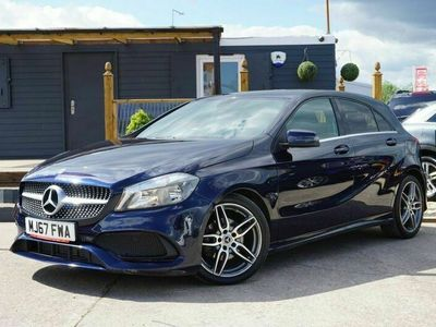 used Mercedes A200 A-Class HatchbackAMG Line 5d