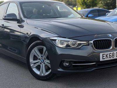 used BMW 318 3 Series i Sport Saloon 1.5 4dr