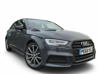 used Audi A3 1.6 TDI BLACK EDITION 5d 114 BHP (CATEGORY N)