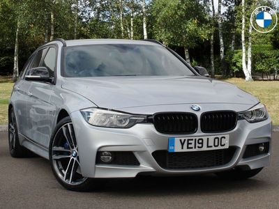 used BMW 320 d M Sport Shadow Edition Touring