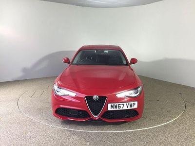 used Alfa Romeo Giulia Saloon 2.0 TB 280 Veloce 4dr Auto 2017